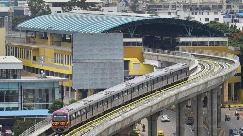 Will complete Bengaluru Metro Ph 2 project by 2024: CM Bommai