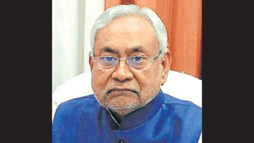 Nitish seeks probe into Pegasus snooping row