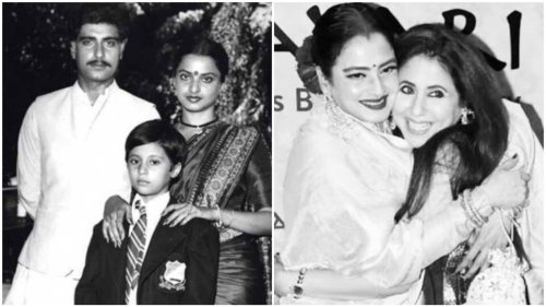 Ram Gopal Varma shares vintage picture of unrecognisable Urmila Matondkar as child: 'Guess who the boy is?'