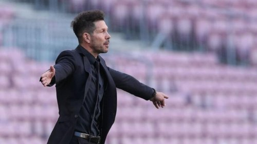 Atletico coach Simeone defends VAR for making football fairer