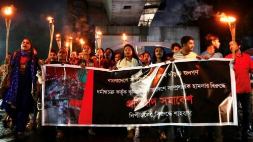 Bangladesh: Communal tensions prevail despite official action to curb violence