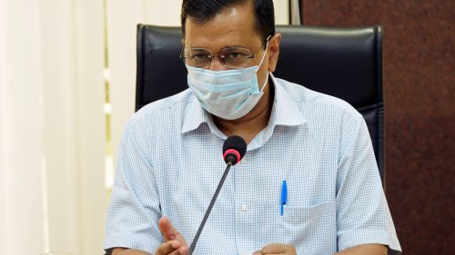Don't know whether this is peak, says Kejriwal as Delhi reports 24K covid cases