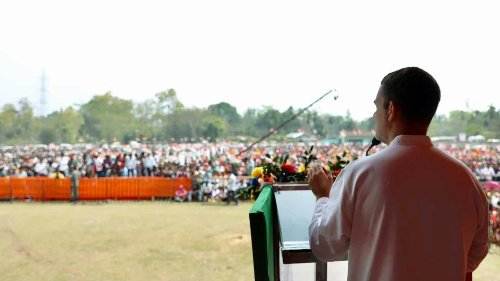 'Mamata sided with BJP before': Rahul Gandhi begins his campaign in West Bengal