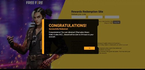 How to Redeem Garena Free Fire Codes in June?