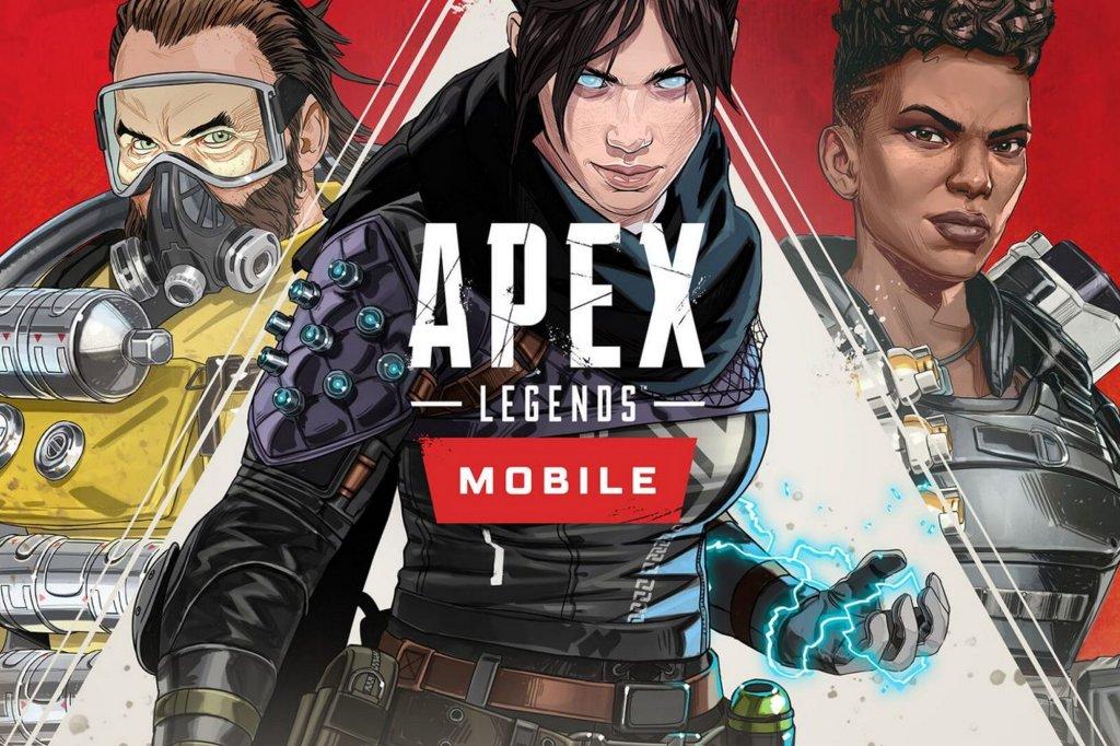 Apex Legends - cover
