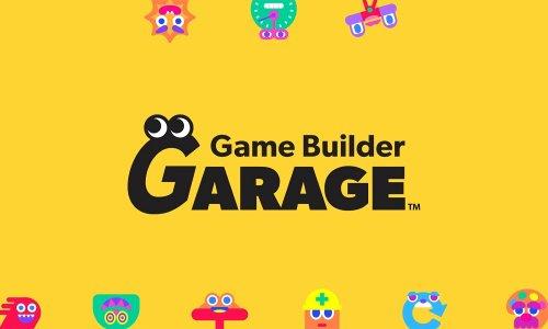 Nintendo quiere enseñarte a crear videojuegos con 'Game Builder Garage'