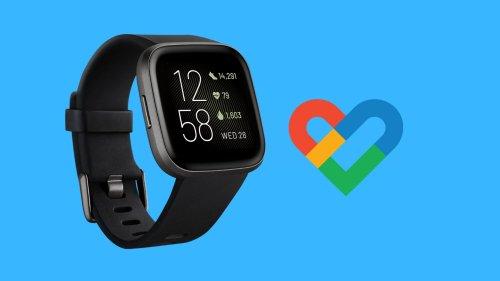 Google da un giro a su estrategia de salud y Fitbit queda fortalecida