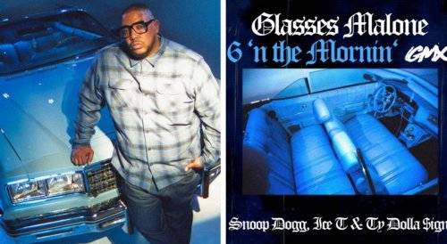 Glasses Malone Recruits Ice-T, Snoop Dogg + Ty Dolla $ign To Restore Gangsta Rap's Essence
