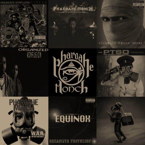 Ranking Pharoahe Monch's Albums - Hip Hop Golden Age