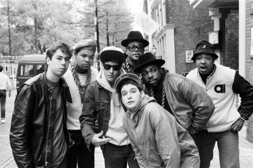 LL Cool J and Beastie Boys bring hip hop to Britain