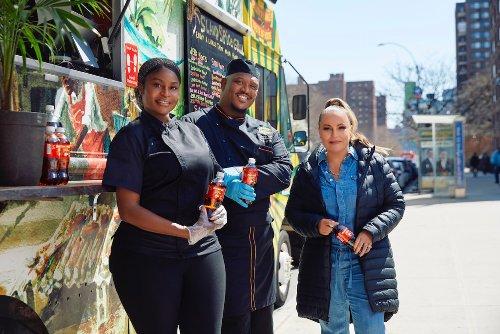 Pepsi & Angie Martinez To Hold 'Manzanita Sol NYC Food Truck Giveback' This Weekend