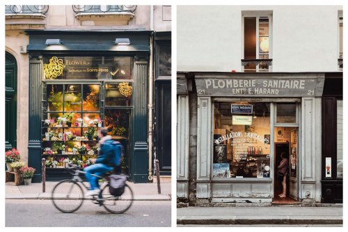 Finding Home in a New Paris Neighborhood