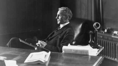 How American Icon Henry Ford Fostered Anti-Semitism