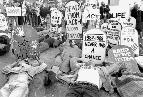 How AIDS Activists Used 'Die-Ins' to Demand Attention to the Growing Epidemic