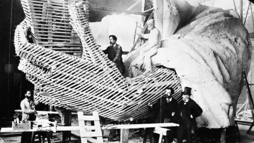 Why the Statue of Liberty Almost Never Got Built