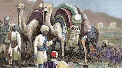The Silk Road: 8 Goods Traded Along the Ancient Network