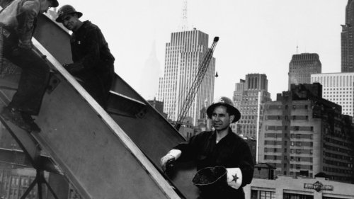 How Mohawk 'Skywalkers' Helped Build New York City's Tallest Buildings