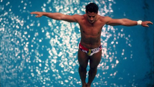 How Greg Louganis' Olympic Diving Accident Forced a Conversation About AIDS