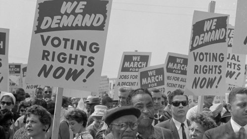 Voting Rights in the United States: Timeline