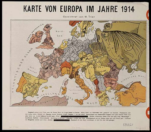 Why Nationalism Played a Bigger Part in Sparking the First World War Than Imperialism