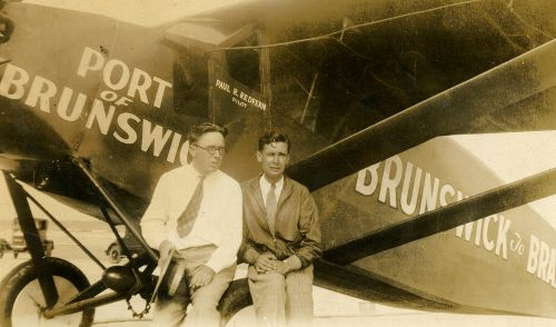 Lost Flight to Brazil in 1927: A Young Pilot Disappears in the Amazon