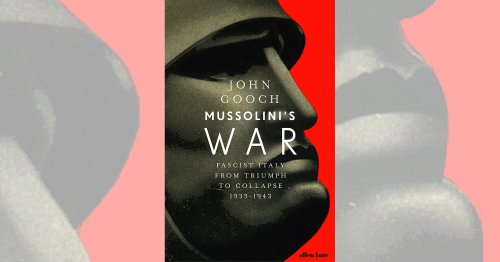 Book Review: Mussolini's War