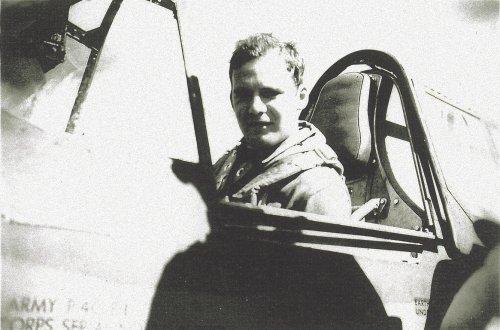 What Happened to 'Operation Vengeance' Wingman Raymond K. Hine?