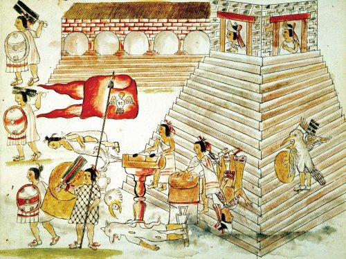 The Fall of Tenochtitlan