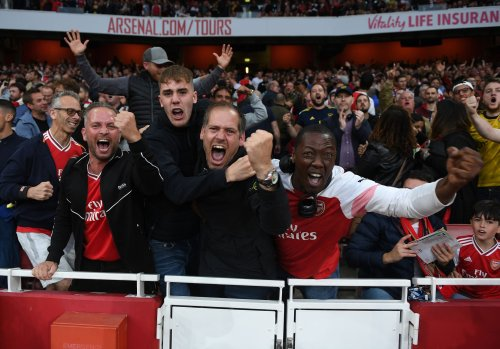 Arsenal fans want Denzel Dumfries after Euro 2020 display