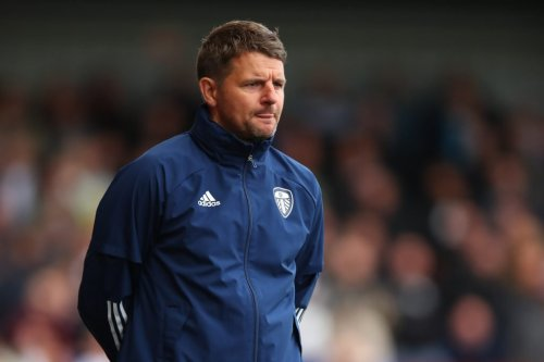 'Just felt right': Leeds United coach believes teen talent is 'really growing' in new role