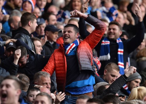 Rangers fans react to Ianis Hagi's latest performance