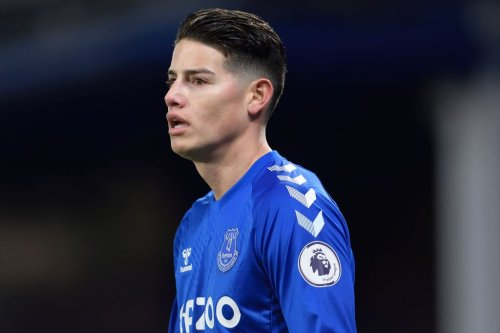 'Lot of quality': James Rodriguez blown away by £68m star Tottenham have wanted for years