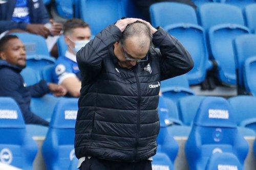 'I haven't seen him': Garth Crooks' brutal assessment of Leeds player v Brighton