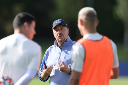 'Was in contact': Benitez explains discussions with Everton ace before his Goodison appointment