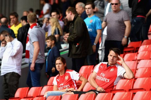 'Bless him': Some Arsenal fans shake their heads with what ex-£12m Emirates hero did last night