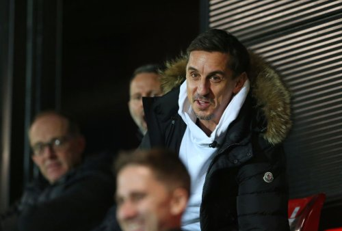 'Doesn't do anything': Gary Neville reacts to Tottenham player's defending in North London derby