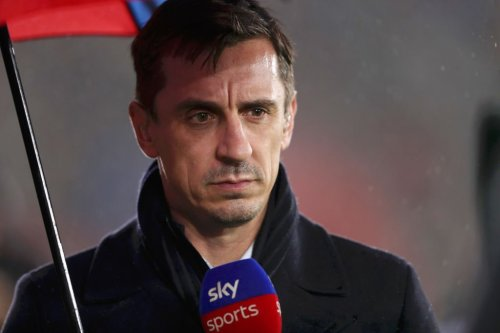 Liverpool reportedly want 8-goal English player who Neville claimed is just 'brilliant to watch'