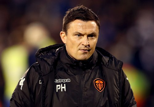 'Totally different': Paul Heckingbottom says one Leeds man has transformed since he was manager