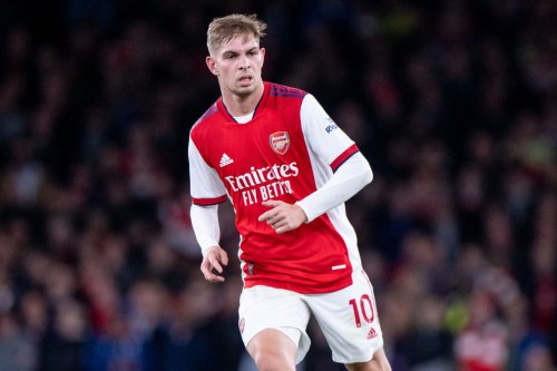 'So hard to get the ball': Emile Smith Rowe claims Arsenal have a 20-year-old gem in training