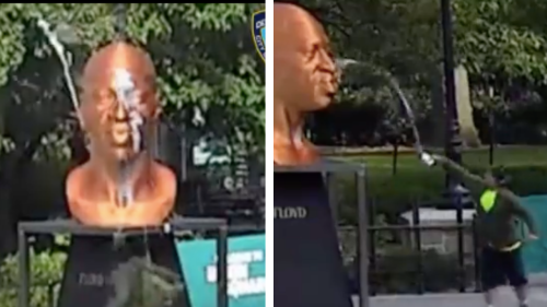 Meet Micah Beals, actor who allegedly vandalized George Floyd's statue