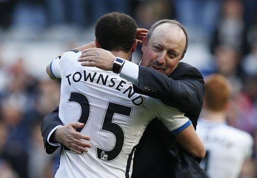 Andros Townsend makes prediction about Rafael Benitez at Everton