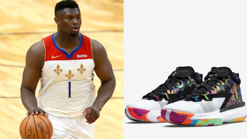 Zion Williamson's Jordan Zion 1 shoes: Price, Release date, and time explored