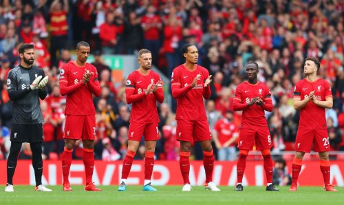 'A really, really good player': Alisson wowed by Liverpool teammate with 8 PL appearances