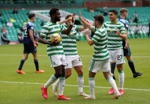 Report: Crystal Palace target Odsonne Edouard now unsure about signing for Brighton instead