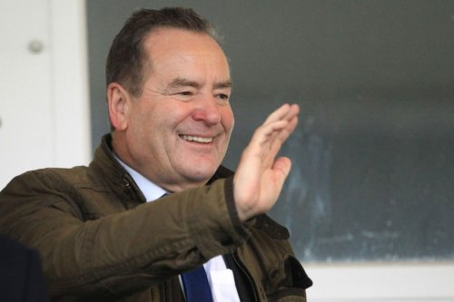 Jeff Stelling asks Kris Boyd if Rangers are progressing, draws conclusion