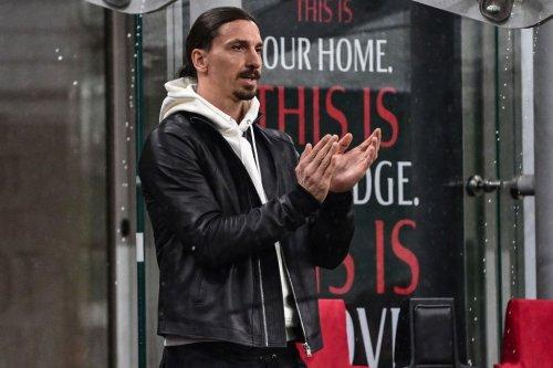Zlatan Ibrahimovic applauds reported Arsenal target after his stunning goal