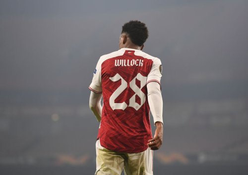 Some Arsenal fans speculate Willock is staying with club as Newcastle eye former Emirates hero