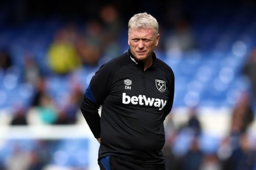 'Really like him': David Moyes says West Ham star with three starts this term will face Genk