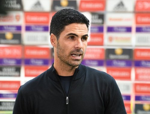 'Was going to start': Arteta says he was very close to picking Arsenal's £14m man last night