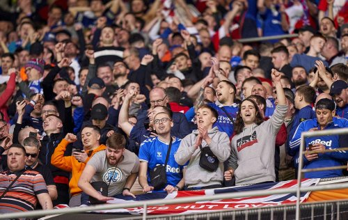Rangers fans can't believe what they're reading about Umar Sadiq
